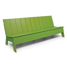 Picket Lowback Sofa by Loll Designs | SmartFurniture.com