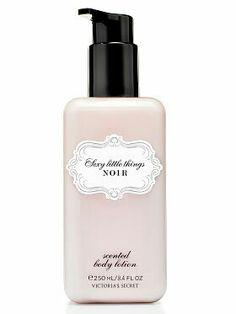 Victoria's Secret Sexy Little Things Noir lotion
