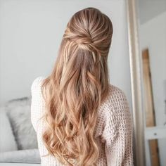 y bellezahair tutorial video! y belleza hair tutorial video Easy and Quick Hairstyle Ideas for This 2020 Easy Hairstyles For Long Hair, Fall Hairstyles, Hairstyle Ideas, School Hairstyles, Everyday Hairstyles, Pretty Hairstyles, Long Blonde Hairstyles, Dinner Hairstyles, Reign Hairstyles