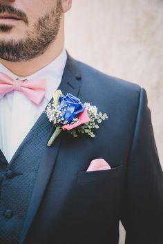 soul pics préparatifs le marié noeud papillon rose