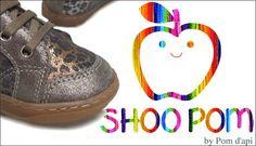 Shoo Pom by Pom d'Api Léopard