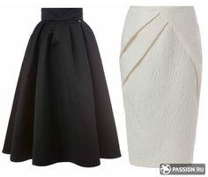 Модные юбки осени-зимы 2014-2015