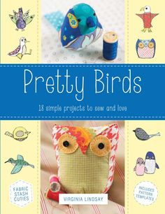 Book a Day in May: Makery: Sewing + Pretty Birds GIVEAWAY || sewmamasew.com