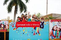 Vem aí a segunda edição do Carnaval João e Maria. A matinê infantil será no dia 31 de janeiro, das 15h às 19h, no Le Petite Eventos. Acesse o site www.arrozdefyesta.net e saiba como participar.
