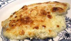 Sandy's Kitchen: Ranch Baked Tilapia