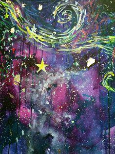 Starry Eyed - Online Workshop | Donna Downey Studios Inc
