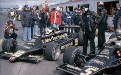John Player Team Lotus, Canada 1978