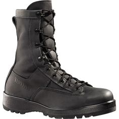 Men's Belleville Waterproof Insulated Combat Boots (U. Made) 770 Belleville Boots, American Made Boots, Waterproof Fabric, Gore Tex, Cowhide Leather, Black Boots, Combat Boots, Running Shoes, Footwear