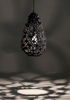 = Knotted Egg light by Smalltown
