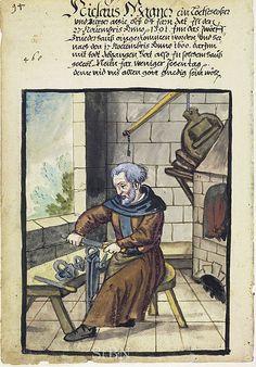 Locksmith, 1600Niclaus (Nicolaus; Nikolaus) Wagner,