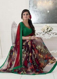 Buy 1 Get 1 Designer Bollywood Free Indian Dress Pakistani Partywear Sari Ethnic #Tanishifashion