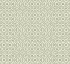 Lim & Handtryck Tapet - Mölletorp grön/vit Kitchen Wallpaper, Wall Wallpaper, Chicago House, Victorian Wallpaper, Soothing Colors, Wall Colors, Miniatures, Inspiration, Design