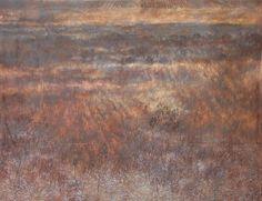 Karin Daymond, Onkruid, oil on canvas, 139x109cm