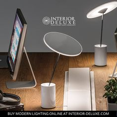 Want a useful, practical Father's Day gift? Get the Sisifo Table Lamp, perfect for office, bedroom or your father's own personal workshop.  Shop online https://www.interior-deluxe.com/sisifo-table-lamp-from-artemide.html  #ModernLighting #InteriorDeluxe #Artemide