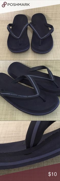 Marc Jacobs Sandals Size 8 Pre-loved Marc Jacobs sandals. Sandals are in fair condition with signs of wear as shown in the photos. Please comment if you have any questions. Marc Jacobs Shoes Sandals