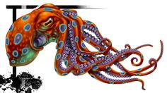 Octopus : Latest Tattoo Designs Ideas, Largest Pictures Gallery