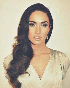 Megan Fox's Hair.
