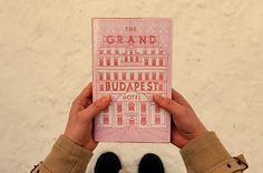 「グランド・ブダペスト・ホテル」