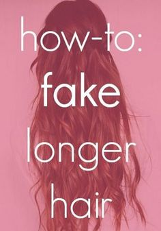 Tricks and tips that will dramatically make a difference in the way your hair looks.