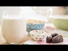 Creamy Vanilla Cashew Milk - YouTube