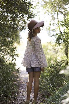 LLK Hazel top, tunic and dress