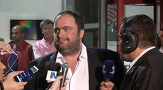 RedTheos24: Δηλώσεις κ. Βαγγέλη Μαρινάκη (video)