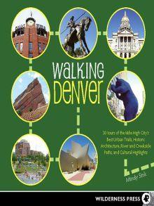Title details for Walking Denver by MIndy Sink