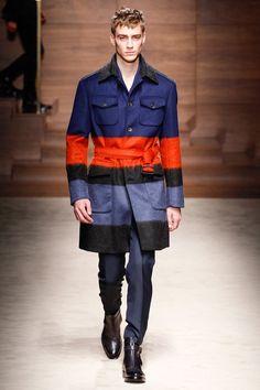 Salvatore Ferragamo Fall-Winter 2014 Men's Collection - 07