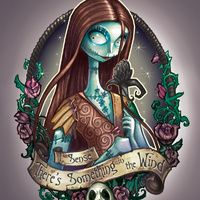 I want a print of all of Tim Shumate's Disney art, but mostly I want Ariel, Belle and Sally. Check out all of his art!