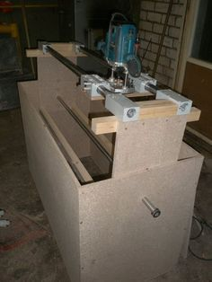 I will have to look this over more - making curved doors @ LumberJocks.com ~ woodworking community