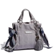 Juicy Couture grey bag