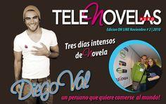 Edición Noviembre # 001 | 2010 de TeleNovelasPeru.com