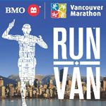 BMO Vancouver Marathon. May 5, 2013. Here we come! Psyched!      26.2 !!!!