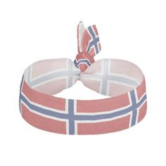 Shop Norway Flag Hair Tie created by electrosky. Norway Flag, National Flag, Wedding Invitation Wording, Hair Ties, Gifts For Dad, Flags, Colorful Backgrounds, Personalized Gifts, First Love