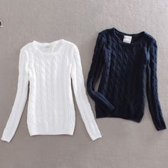 Material: Cotton Blend Color: Black, White Collar: O-neck 2 Sizes available: Asian M (US S(4) ,UK 6, AU 8) Asian L (US M(8-10),UK 10, AU 12) Size: There are Two sizes (M and L) available for the following listing. please allow 1-2cm differs due to manual measurement, thanks (All measurement in cm and please note 1cm=0.39inch) Asian Size US Size UK Size EU size AU Size Measurement Chest Shoulder Sleeve Waist Length M S(4) 6 34 8 96-106cm 37.44-41.34