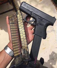 💥 Good Morning Glock Mafia 👁 Comment Your Favorite Glock Pistol Below ⬇️⬇️ Glock Guns, Weapons Guns, Guns And Ammo, Glock 9mm, Armas Wallpaper, Custom Guns, Fire Powers, Cool Guns, Rifles