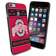 "Ohio State Buckeyes iPhone 6 4.7"" Case Cover Protector for iPhone 6 TPU Rubber Case SHUMMA http://www.amazon.com/dp/B00T3YAAE0/ref=cm_sw_r_pi_dp_lG2mvb13NZVMH"