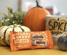 13 Vegan Pumpkin Spice Products Coming Out Early | VegNews Pumpkin Spice Pecans, Pumpkin Spice Creamer, Spiced Pecans, Vegan Pumpkin, Soft Batch Cookies, Fig Newtons, Fig Bars, Ice Cream Brands, Flavored Popcorn
