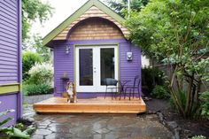 Across the United States, tiny houses come in all (adorable) shapes and sizes.