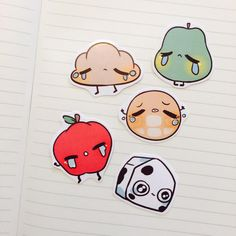 steven universe - gem stickers - Thumbnail 2