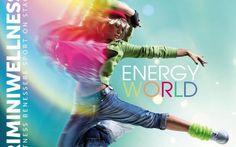 Rimini Wellnes 2014: energy world #fiera #rimini #fitness #benessere