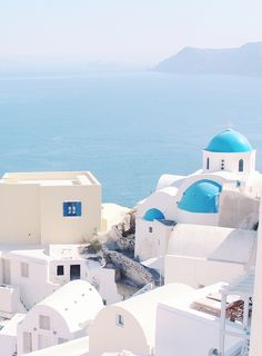 Santorini, Greece.  One of three places every traveler should visit in their lifetime.