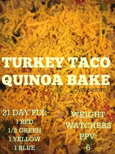 #cleaneating and it's EASY! Ground turkey and just the right amount of kick! 21 Day Fix and Weight Watcher friendly, too. Looking to eat delicious clean food like this and lose weight? Contact me @JackieVetrano! :)