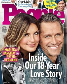 Mariska Hargitay and Peter Hermann say laughter key to happy marriage Mariska Hargitay, People Magazine Subscription, Peter Hermann, Incredible Kids, Latest Celebrity News, Celebrity Couples, Celebrity Weddings, Celebrity Photos, Celebrity Style