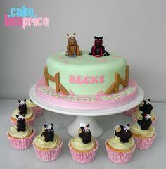 horse cupcakes - Google Search