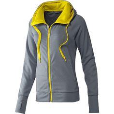 Adidas. Prime Hooded Jacket