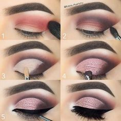 Perfect Pink Eye Makeup Tutorial You Must Try