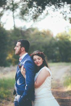 Le mariage de Lauriane et Fabrice dans les Bouches-du-Rhône | Photographe : Soul Pics | Donne-moi ta main - Blog mariage