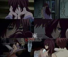 vampire knight shiki and.....