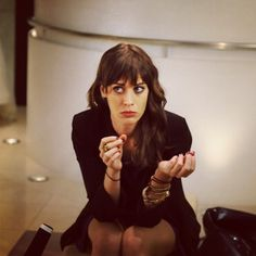 Lizzy Caplan, as another idea of what we'd like Alex to encapsulate.